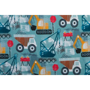 Jersey Digital bio  Poppy chantier
