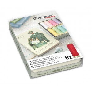 Nostalgeie Box  Guterman 640951