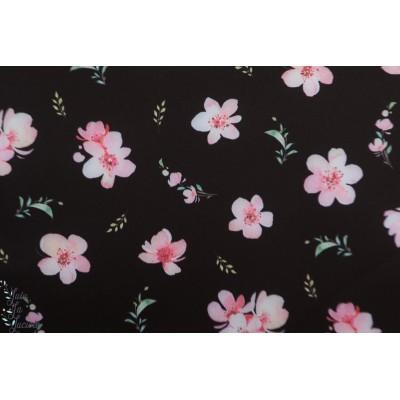 Softshell digital cherry Blossom noir feur cerisier