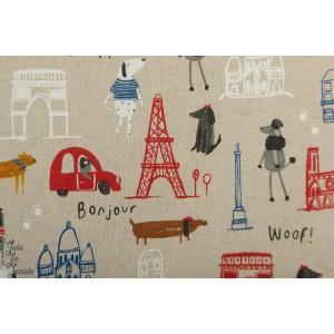Linenlook Half Panama J'aime Paris