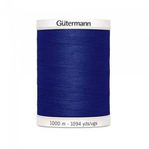 Fil Gutermann 1000 m - 310 bleu