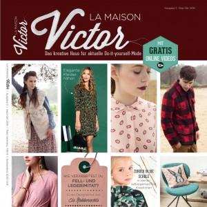 Magazine Maison Victor 5/2016 en Français