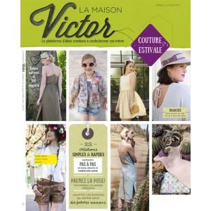 Magazine Maison Victor 4/2016 en Français