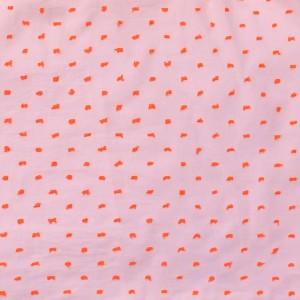 Tissu Plumetis Fluo Bicolore  Katia fabric