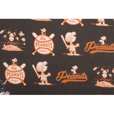 Jersey bio Snoopy Peanuts Vinrtage