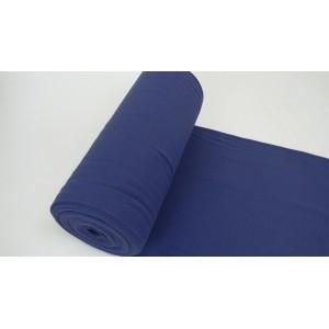 Bord cote Bio jeanblau dunkel  Lillestoff