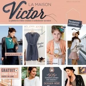 Magazine Maison Victor 2/2015