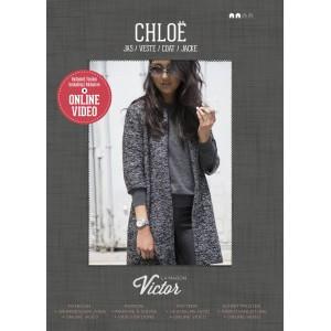 Patron  couture mode Manteau Femme CHLOE maison victor