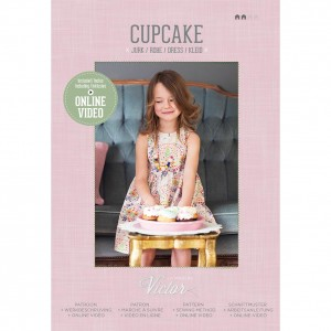 Patron couture  Robe Fille CUPCAKE maison victor