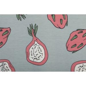 Jersey Bio Dragon fruit -Sage- Elvelyckan Design
