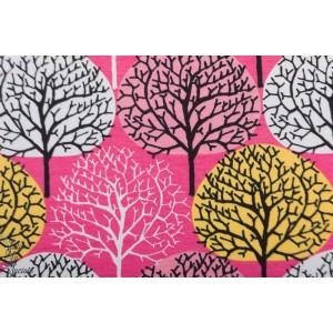 Jersey bio Paapii Seasons pink - yellow - lith pink