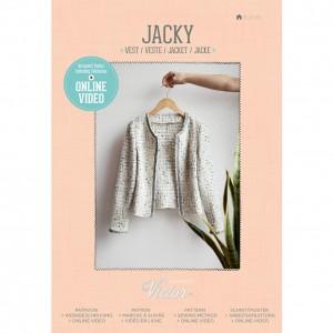 Patron couture mode Veste Femme JACKIE maison victor