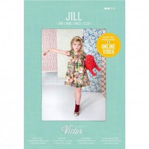 Patron robe fille JILL