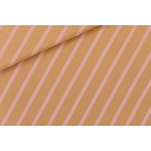 Sweat french terry SYAS Diagonals XL Fenugreek Brown