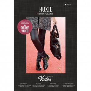 Patron couture  bas pantalon Legging Femme Roxie maison victor