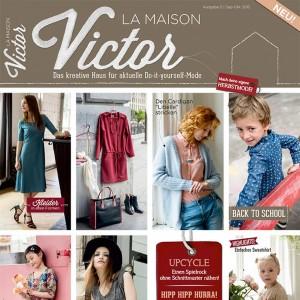 Magazine Maison Victor 5/2015 en français