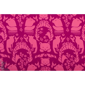 Jersey Bio Gates of Pohjola pink purple  Paapii