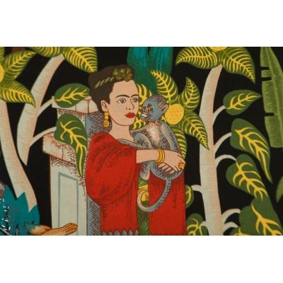 Popeline AH frida's garden alexander Henty mexique