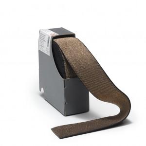 Elastique ceinture  Prym 50mm noir -or