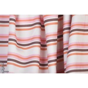 Jersey bio Retrosummer Stripes Lillestoff