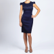 Patron mode couture femme robe LOS ANGELES louis antoinette