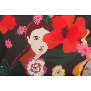 Lady McElroy Hathersage Poppy  Marlie-Care Lawn