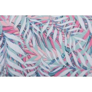 Micromodal Palmblatt Breeze Lillestoff