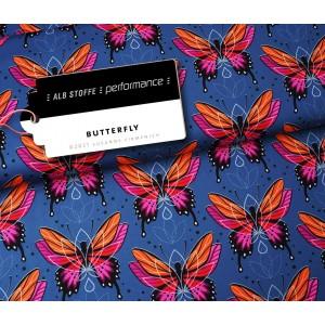 Swim and Sport hamburger Liebe - Butterfly- Maillot de bain -Performance