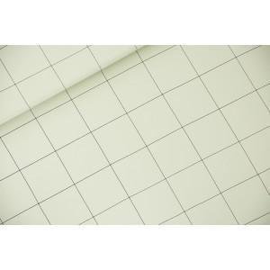 Sweat french terry SYAS Thin Grid - XL - Vert Brouillard