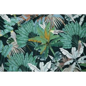 Viscose Jungle - M - Viscose Rayon - Green Gables - syas