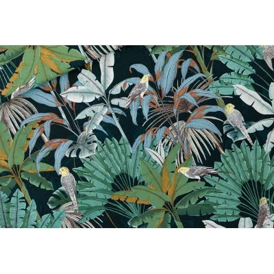 Jungle - M - Toile de Coton Gabardine - Green Gables - R-SYAS