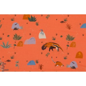 Popeline Bio  RESILIENT CREATURES from ARID WILDERNESS BY LOUISE CUNNINGHAM - Cloud9