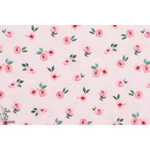 Popeline Bio - Nightfall Floral 610112 felicity fabrics