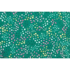 Popeline Bio - Nightfall Floral 610114 felicity fabrics