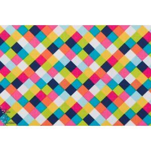tissu coton Popeline Blend Colorific