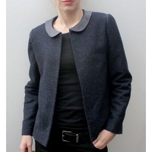 Patron couture femme Veste CLAUDIE atelier Scammit