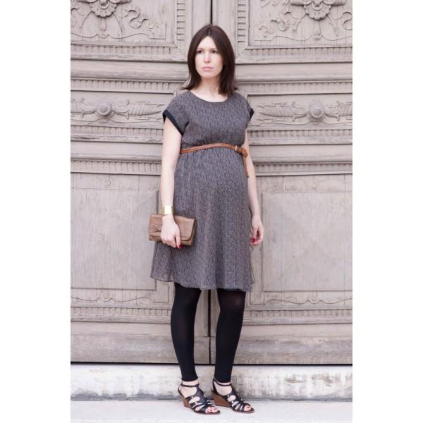 Bien-aimé couture mode robe femme enceinte TOKYO grossesse atelier scammit JX51
