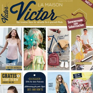Magazine Maison Victor 3/2015