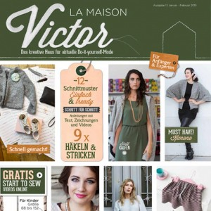Magazine Maison Victor Ed 1/2015