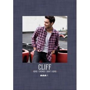 Patron chemise homme CLIFF