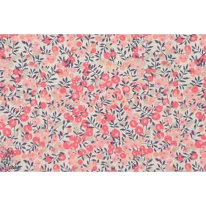 Liberty WILTSHIRE Pois de senteur liberty of london fleur batiste tana lawn coton