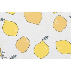 Jersey Bio Citrons jaunes elvelyckan design