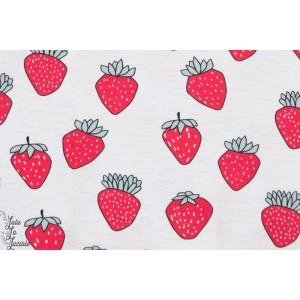 jersey Bio Fraise very strawberry Elvelyckan Design