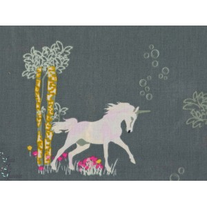 Voile Unicorn Fable Sageplant