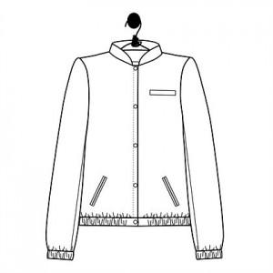 Patron Teddy Célestine couture veste blouson femme le laboratoire familial
