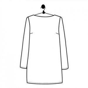 Patron robe ELEONORE mode couture femme le laboratoire familial