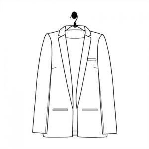 Patron veste Léontine couture mode femme le laboratoire familial