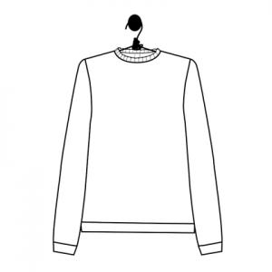 Patron Pull LOUISON couture mode femme le laboratoire familial