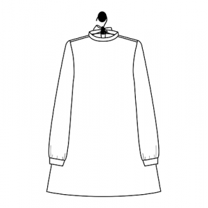 Patron robe SIXTINE mode couture femme laboratoire familial