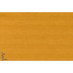 jersey Modal Leichter Sommerpiqué moutarde impression rayure texturé couture été